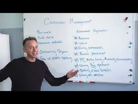 How to Teach English - Methodology and Tips: Classroom ...