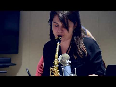 """Wanderlust-an original jazz composition by saxophonist/composer Ana N. off the EP """"Wanderlust."""" Recorded in Winter 2018."""