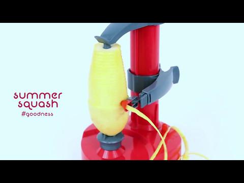 Cortador y pelador de frutas