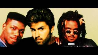 "GEORGE MICHAEL And PM DAWN ""Looking Through Patient Eyes"" A Tribute 1963   2016"