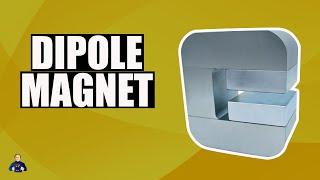 Dipole Magnet - 1 Tesla - 10,000 Gauss