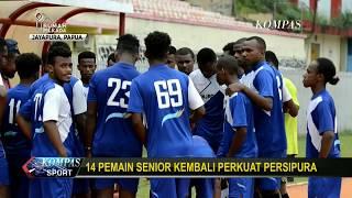 14 Pemain Senior Kembali Perkuat Persipura Jayapura