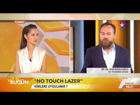 Op. Dr. Özer Kavalcıoğlu - Star TV - No Touch Laser