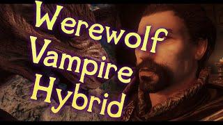 Skyrim - Is a VampireWerewolf Hybrid Possible - Elder Scrolls Lore