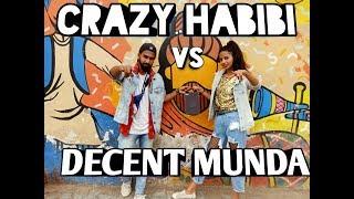 Guru Randhawa:Crazy Habibi Vs Decent Munda |Arjun Patiala|Sunny Leone, Diljit ,Varun S| Sachin Jigar