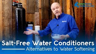 The Truth About Salt-Free Water Softeners