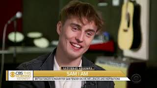 Sam Fender On CBS This Morning
