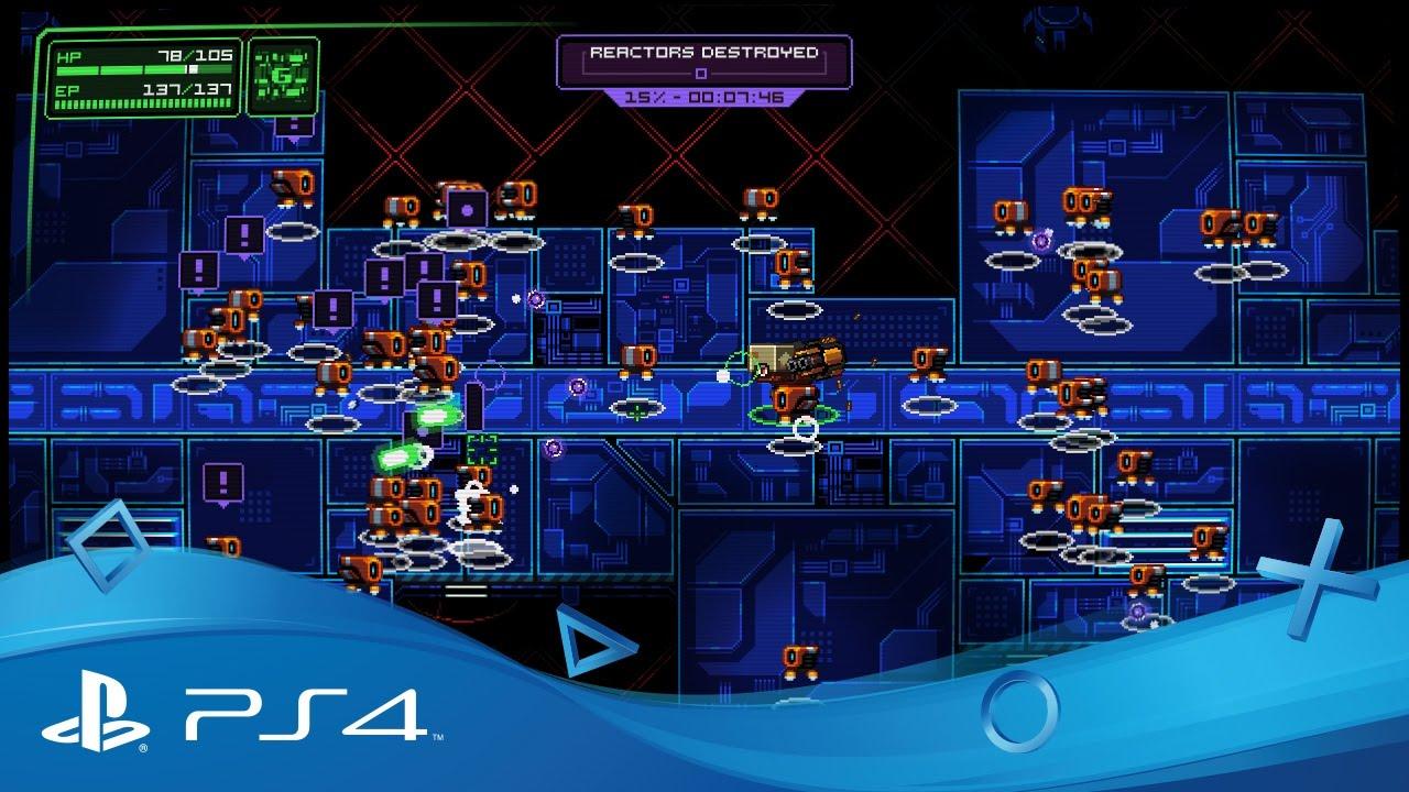 Der actiongeladene RPG-Shooter NeuroVoider startet nächste Woche auf PS4
