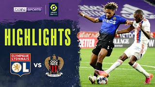 Lyon 2-3 Nice Pekan 38
