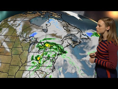 Eastern Canada weather forecast: More heavy rainfall expected