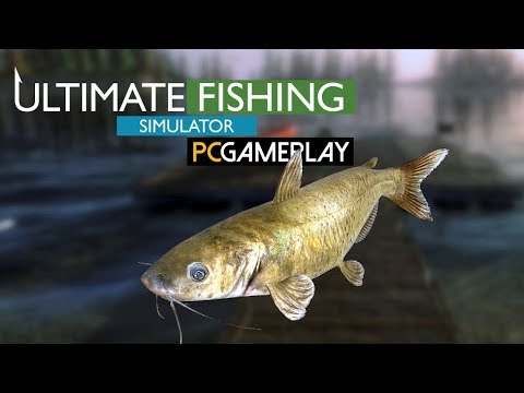 Gameplay de Ultimate Fishing Simulator