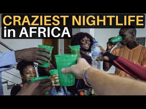 CRAZIEST NIGHTLIFE in AFRICA (Lagos, Nigeria)