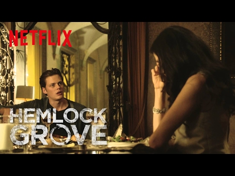 Hemlock Grove - 4 New Trailers