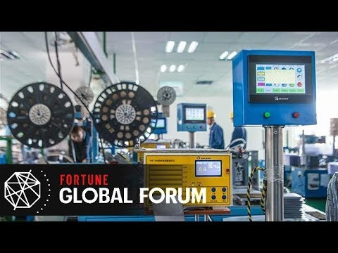 Live: What is the future of manufacturing? 珠江夜话—制造业的未来