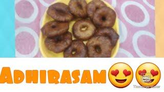 ரேஷன் பச்சரிசியில் சுவையான அதிரசம் | Traditional Adhirasam Recipe in Ration rice | Classic cooking