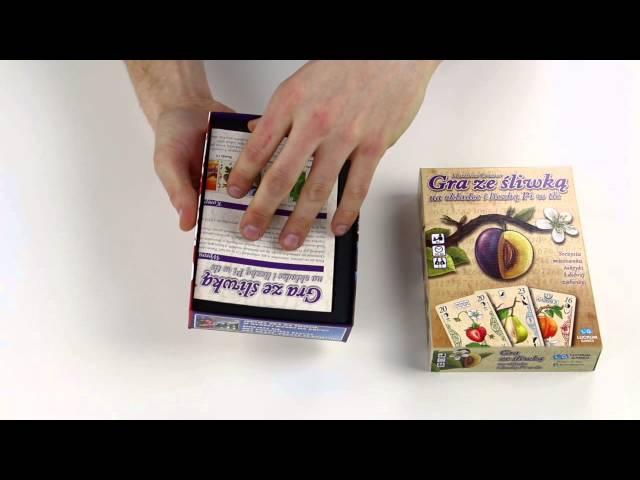 Gry planszowe uWookiego - YouTube - embed NILdmptmoUQ