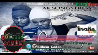 Ak Songstress ft Sizzla Ghetto Cry