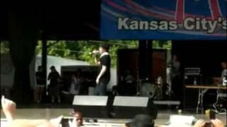"Justin Bieber Singing ""Bigger""   2009"