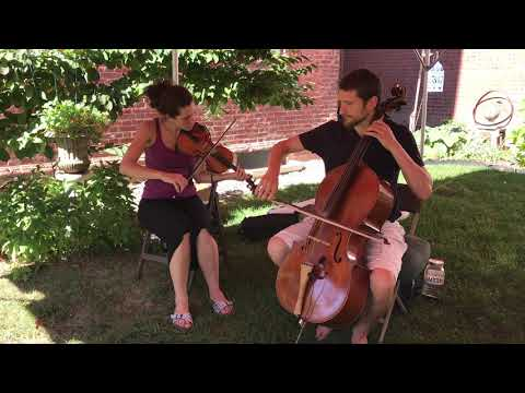 Cello / fiddle jig