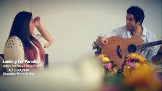 Looking for Paradise - Alejandro Sanz & Alicia Keys (Cover By Susan Prieto & Arturo Gonzales)