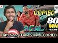 Paagal Badshah Song Copied | Fake Views On Badshah Song Paagal | Paagal Song Roasted Review |