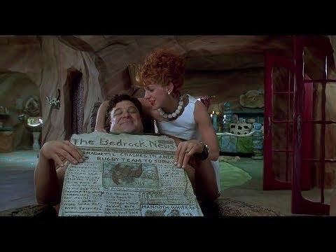 The Flintstones (1994) - Wilma, I'm Home! Scene (HD)