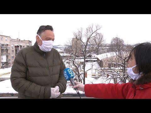 Gradonačelnik Boško Ničić: Zaječar ima dva rešenja za dodatno zbrinjavanje zaraženih Covidom 19