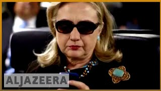 🇺🇸 FBI Clinton probe report finds investigation flawed | Al Jazeera English