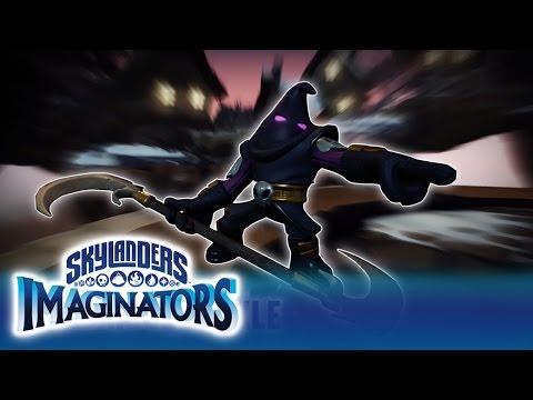 Meet Hood Sickle l Skylanders Imaginators l Skylanders