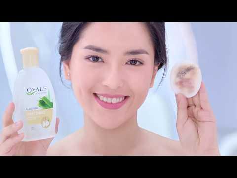 Ovale Facial Lotion Whitening Bengkoang Botol 200ml