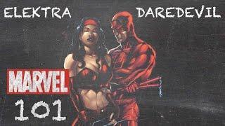 Opposites Attract - Daredevil & Elektra