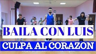 CULPA AL CORAZON Prince Royce BACHATA + TUTORIAL   BAILA CON LUIS 2016 by Baila Con Luis CHANNEL