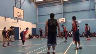 preview picture of video 'ABC vs Raiders - Winter U20 Basketball 2015'