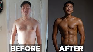 BODY TRANSFORMATION - THE LAST CHANCE -  KOREA FITNESS MOTIVATION