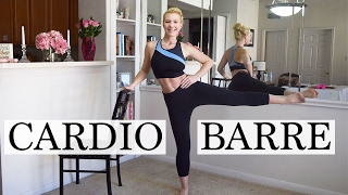 Full Length: Cardio BARRE Class by SummerGirl Fitness