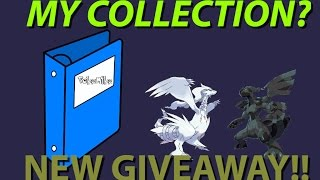 My personal collection and NEW GIVEAWAY ANNOUNCED!