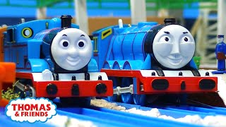 GORDON RUNS DRY | Thomas & Friends Scene Remake