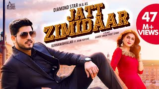 Jatt Zimidaar (Full Song) - Gurnam Bhullar Ft Desi Crew - Ginni Kapoor - Latest Punjabi Songs 2018