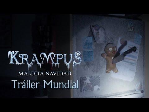 KRAMPUS - MALDITA NAVIDAD: Tráiler Mundial [Universal Pictures]