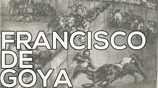 Francisco De Goya: A Collection Of 224 Etchings (HD)