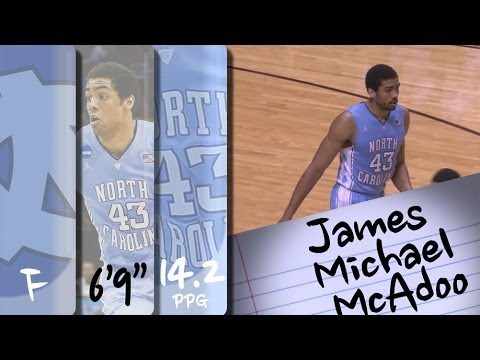 Video: Memorable Plays from James Michael McAdoo