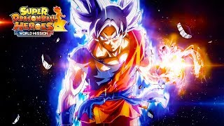 Super Dragon Ball Heroes World Mission - Free Update 2 - SWITCH/PC