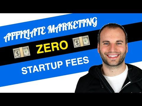 HOW TO MAKE MONEY WITH AFFILIATE MARKETING WITH NO STARTUP FEES