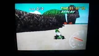 """Koopa Beach FLap 31""""06 (NTSC 25""""83)"""