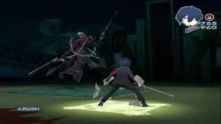[PS2] [Persona 3 FES Undub] Orpheus Telos Vs. The Reaper (Solo)