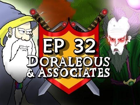 Kouzelnický duel - Doraleous a společníci (S01E32)