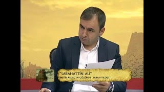 """Babil Kulesi - """"SABAHATTİN ALİ"""" - 13.04.2016"""