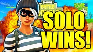 HOW TO GET 20+ KILL SOLO WINS IN FORTNITE TIPS AND TRICKS! HOW TO IMPROVE AT FORTNITE BATTLE ROYALE!