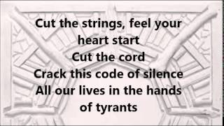Parkway Drive - Crushed Lyrics
