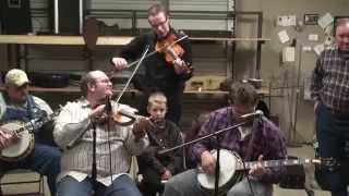 Curtis Coble's Bluegrass - I'm Going Back To The Old Home